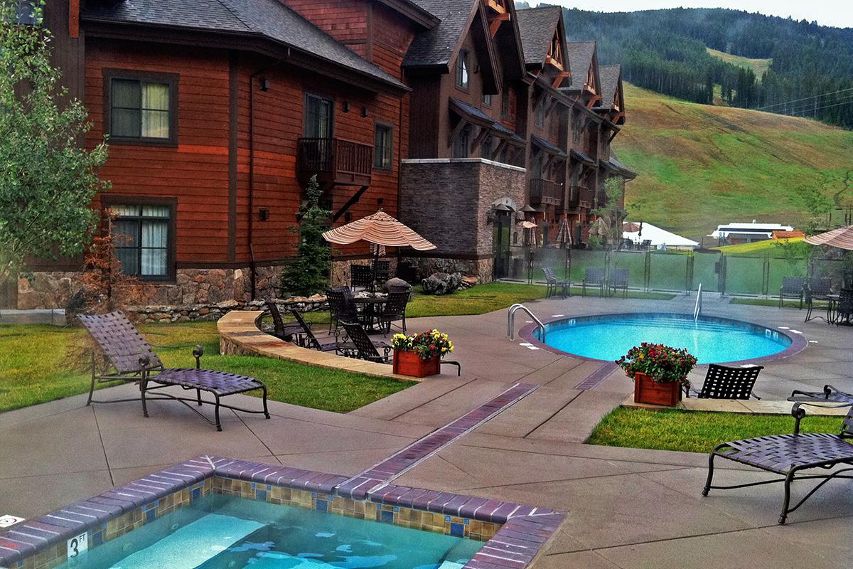 big sky ski resort bechtle architects