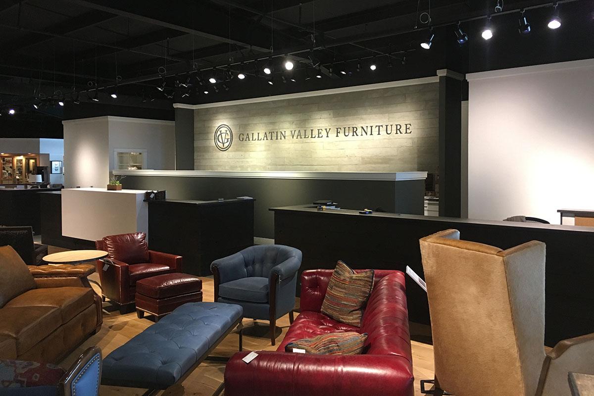 Gallatin Valley Furniture Bechtle Architects